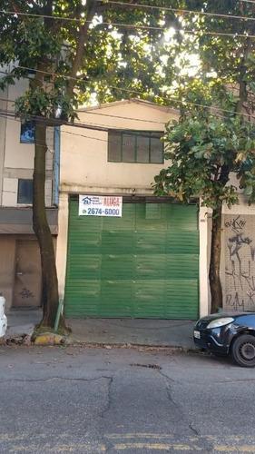 Galpão Para Alugar, 165 M² Por R$ 4.000,00/mês - Vila Formosa (zona Leste) - São Paulo/sp - Ga0487
