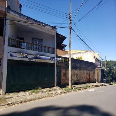 Casa Para Venda Em Guarulhos, Vila Nova Bonsucesso, 2 Dormitórios, 2 Banheiros, 2 Vagas - 0135