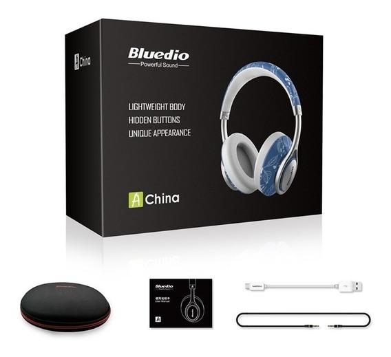 Fone Bluetooth Bluedio A2 Exclusivo