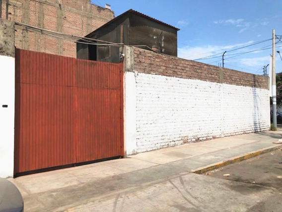 Se Alquila Local 500 Metros Y Otro De 1000 Mts En Chorrillos