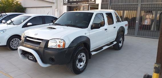 Nissan Frontier 2.8 D/c 4x4 Xe 2003
