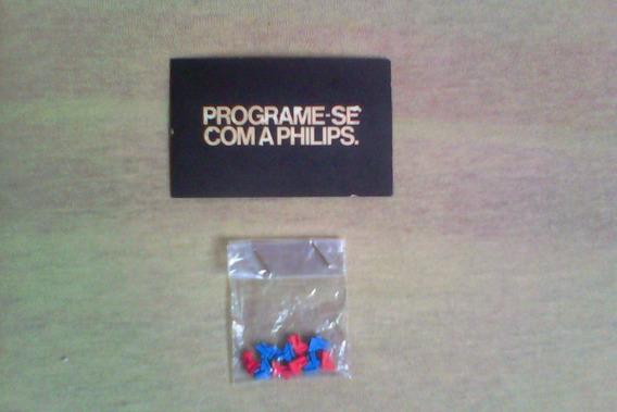 Pininho Para Timer Programador Philips Com 10 Pinos