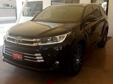 Toyota Highlander Ltd Pr