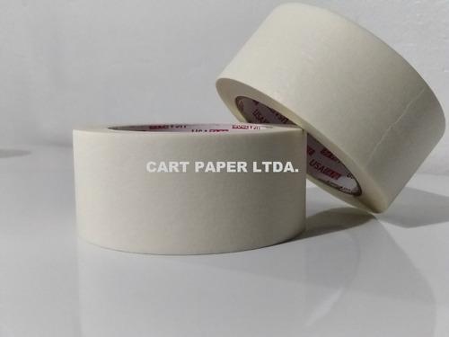 Cinta Masking/enmascarar 48mm X 40 Metros/ Cart Paper