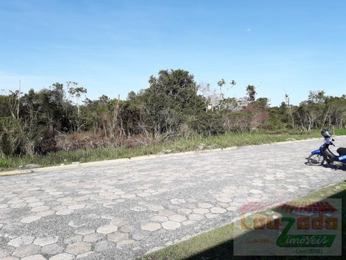 Terreno Para Venda Em Peruíbe, Jardim Marcia - 2121_2-808354