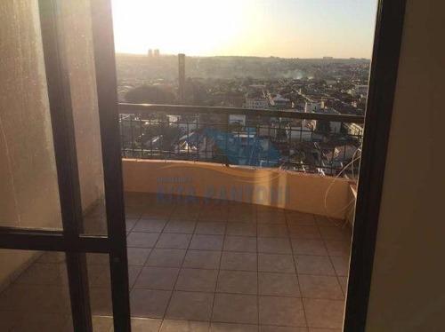 Apartamento, Campos Elíseos, Ribeirão Preto - A4651-v