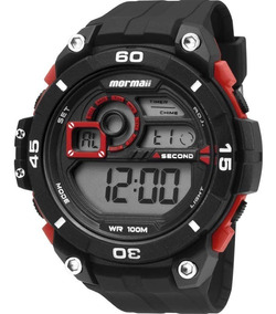 Relógio Mormaii Masculino Esportivo À Prova D