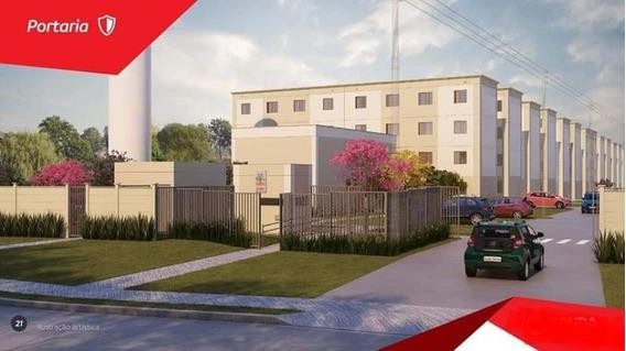 Apartamento Para Venda Por R$125.000,00 Com 41m², 2 Dormitórios, 1 Vaga E 1 Banheiro - Parque Santa Rosa, Suzano / Sp - Bdi25547