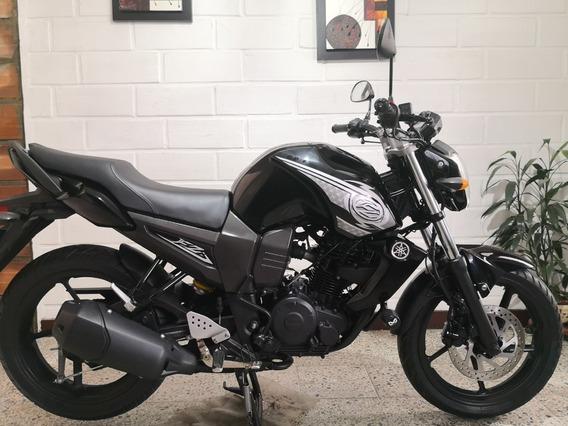 Yamaha Fz 16 Modelo 2015, Único Dueño ,papeles Nuevos.