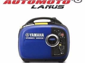 Generador Electrico Yamaha Ef 2000 Is Automoto Lanus