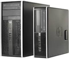 Pc Hp Compaq 6000 Pro 4gb Small Core 2 Duo Ddr3