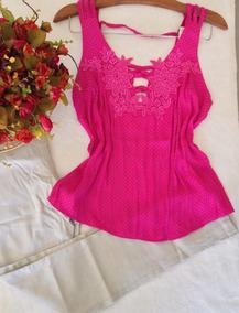 Regata Pink Poa E Guipir Perfect Way Tam P