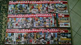 Lote De 181 Revistas Quatro Rodas