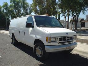 Van Ford 3500 1997 Ocho Birlos De Carga Exelente Estado