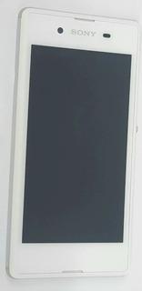 Sony Xperia E3 Dual D2212 Branco, Câm 5mp