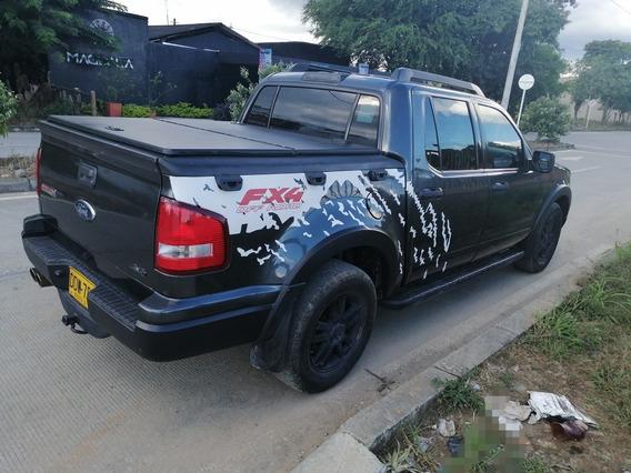 Ford Sport Trac Edición Ilimitada