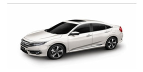 Friso Cromado Inferior Das Portas Honda Civic 2017/2018 G10