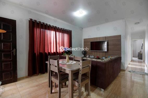 Casa 318m² - Parque Das Américas, Mauá/sp - 5 Dormitórios - Ca0043