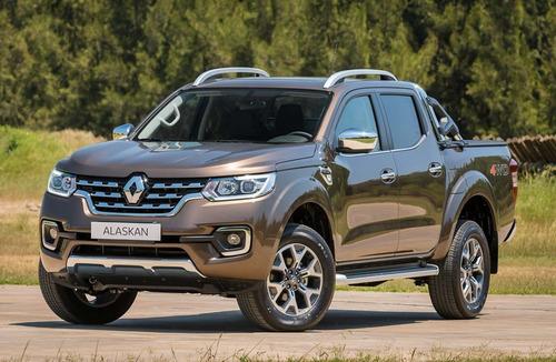 Imagen 1 de 15 de Renault Alaskan Iconic At 4x4 (rich)