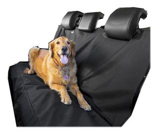Funda Impermeable De Asiento Auto Para Mascotas + Cinturon