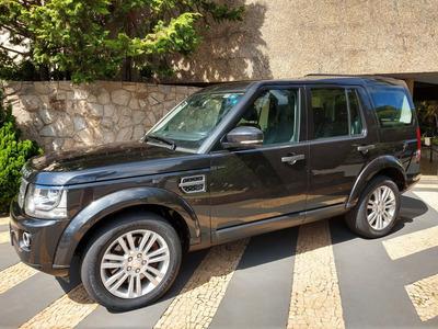 Land Rover Discovery 4 Se 3.0 V6 2014