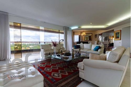 Imagem 1 de 30 de Apartamento Com 4 Dormitórios À Venda, 630 M² - Cerqueira César - São Paulo/sp - Ap3087