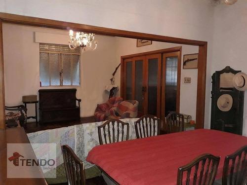 Imagem 1 de 15 de Imob01 - Casa 280 M² - 3 Dormitórios - Santa Paula - São Caetano Do Sul/sp - Ca0171