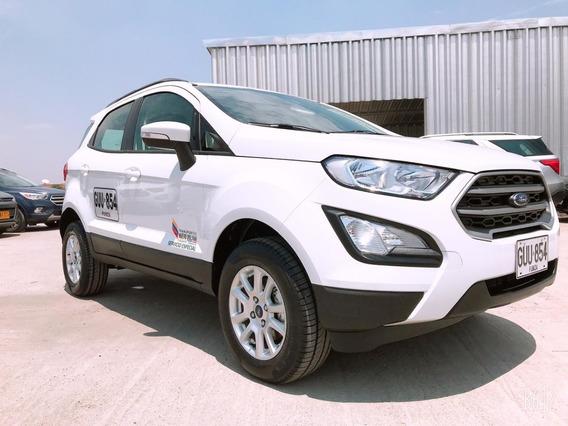 Ford Ecosport 1.6 Cc Mecánica Publica 2020