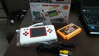 Family Portable Nes Para Cartucho