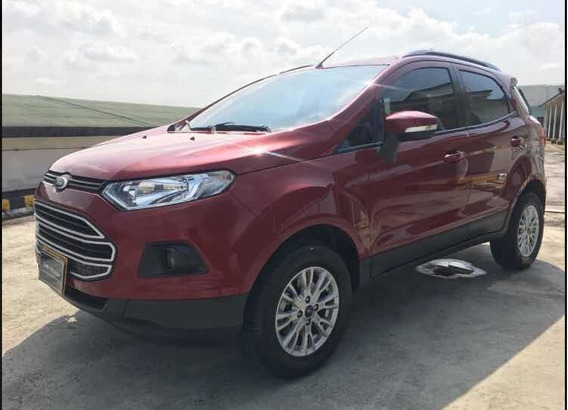 Ford Ecosport Sel Automatica