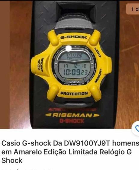 Relógio Gsgock Riseman Dw9100yj9t