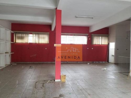 Imagem 1 de 20 de Prédio Para Vender - Centro - Paulínia/sp - Pr0016