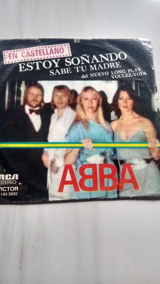 Abba - Vinilo Simple -