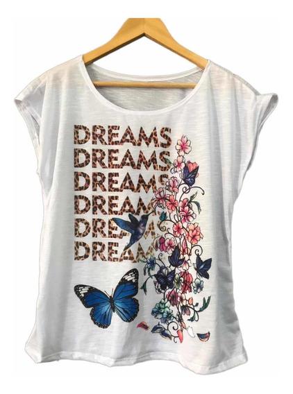 T Shirt Blusas Femininas Com 13 Unidades Preço De Atacado