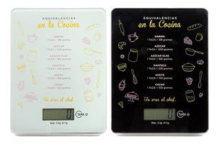 Balanza De Cocina Electronica Digital Alta Precision 3 Kilos