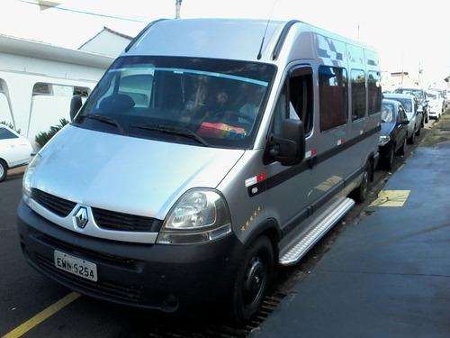 Renault Master 2.5 Dci 16v 115cv 16l L Prata 2012
