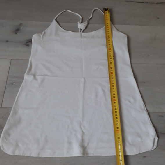 Musculosa Ayres Talle S Blanca