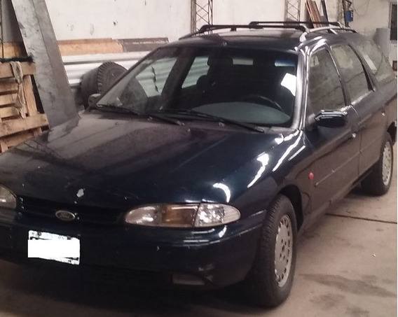 Ford Mondeo Rural Diesel Impecable