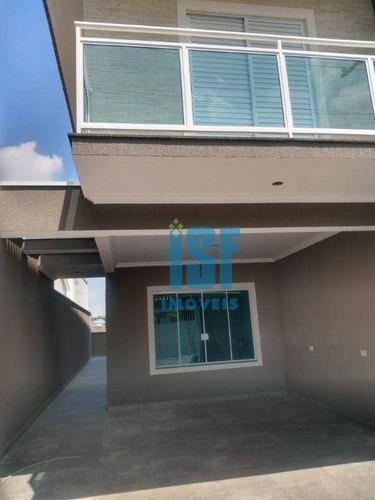 Imagem 1 de 28 de Sobrado À Venda, 130 M² Por R$ 789.000,00 - Bela Vista - Osasco/sp - So5773