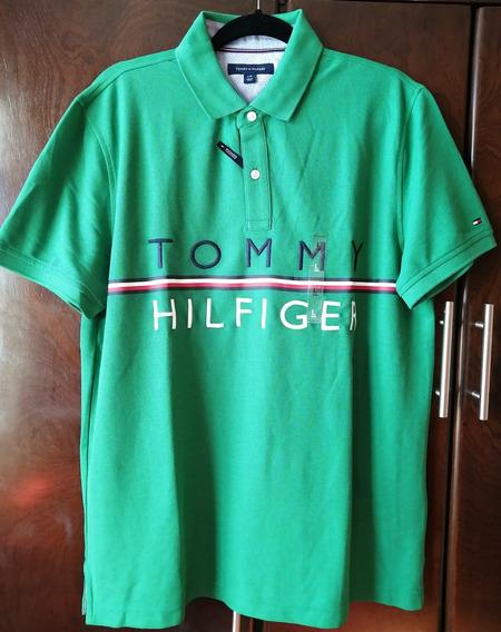 Tommy Hilfiger Playera Polo Para Caballero Hemingway