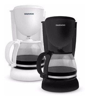 Cafetera Cm6316 Blanca O Negro Daewoo