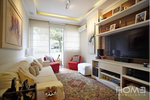 Imagem 1 de 30 de Apartamento Com 3 Dormitórios À Venda, 95 M² Por R$ 1.350.000,00 - Lagoa - Rio De Janeiro/rj - Ap1924