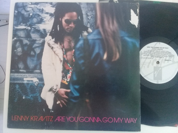 Lenny Kravitz,lp1993,are You Gonna Go My Way(leia Descrição)