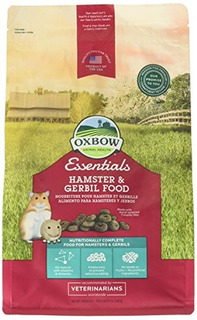 Oxbow Animal Health Hamster Y Gerbil Fortified Food