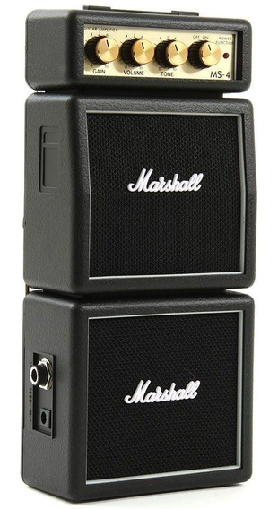 Mini-amplificador Marshall Ms-4 Combo Para Guitarra