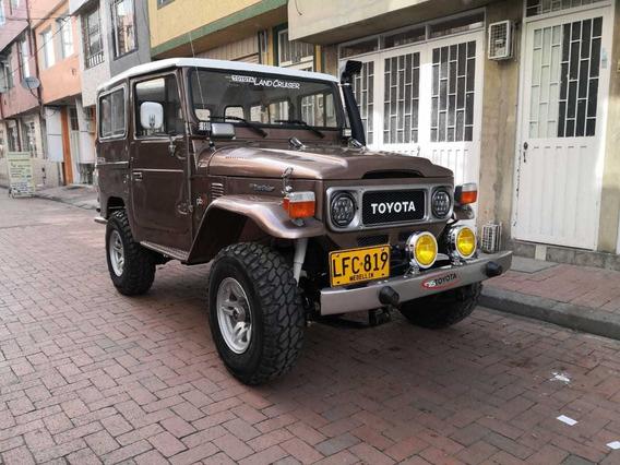 Toyota Fj40 1982