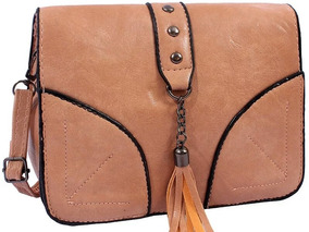 Bolsa Pequena Quadrada Feminina Couro Alça Barata Oferta
