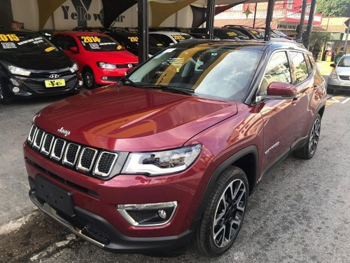 Jeep Compass Limited 2.0 16v Flex, Fcp9755