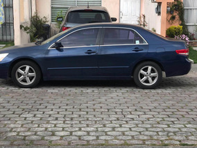 Honda Accord 2.4 Ex Sedan L4 Abs Cd Mt 2003
