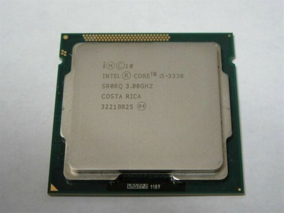 Kit Intel I5 3330 + Asrock H61-vg4 + 8gb Ddr3 1600mhz